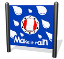 SportsPlay 922-216-F Make It Rain, freestanding, plastic in standard color