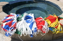 Sprint Aquatics 495 Backstroke Flags  100Ft 96 Pennants