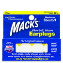 Sprint Aquatics 590 Mack'S Pillow Soft Earplugs