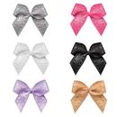 Muka 200 PCS Mini Taffeta Edge Ribbon Bows Flowers Appliques for DIY Sewing / Dress Trim / Wedding Decoration