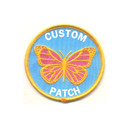 Muka Custom Embroidery Patches Personalized Text & Logo Decorative Patches