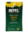 Repel® Insect Repellent Mosquito Wipes 30% DEET , 15 ct