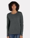 Hanes S04LS Nano-T® Women's Long Sleeve Scoopneck T-Shirt