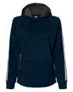 J.America 8642 Women's Rival Fleece Hooded Sweatshirt