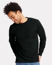 Hanes 5596 Authentic Long Sleeve Pocket T-Shirt