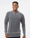 J.America 8920 Vintage Zen Fleece Crewneck Sweatshirt