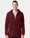 Hanes F280 Ultimate Cotton® Full-Zip Hooded Sweatshirt