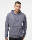 J.America 8613 Cosmic Fleece Hooded Sweatshirt