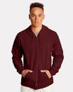Hanes P180 Ecosmart® Full-Zip Hooded Sweatshirt