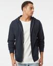Independent Trading AFX4000Z Full-Zip Hooded Sweatshirt