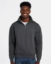 Jerzees 4528MR Super Sweats NuBlend® Quarter-Zip Cadet Collar Sweatshirt