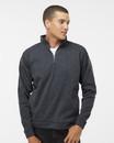 J.America 8614 Cosmic Fleece Quarter-Zip Sweatshirt
