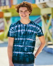 Dyenomite 640SB Shibori Tie Dye T-Shirt