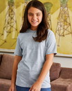 Hanes 5380 Beefy-T® Youth Short Sleeve T-Shirt