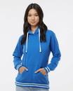 J.America 8651 Women's Relay Hooded Sweatshirt