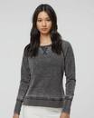 J.America 8927 Women's Zen Fleece Raglan Sweatshirt
