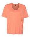ANVIL 36PVL Women's Freedom Drop Shoulder T-Shirt