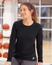 Russell Athletic 64LTTX Women's Essential 60/40 Performance Long Sleeve T-Shirt