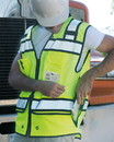 Kishigo S5004-5005 High Performance Surveyors Vest