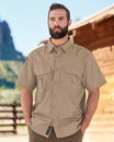 DRI DUCK 4463 Short Sleeve Utility Ripstop Shirt