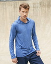 Gildan 46500 Performance® Hooded Long Sleeve T-Shirt