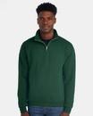 Jerzees 995MR Nublend® Cadet Collar Quarter-Zip Sweatshirt