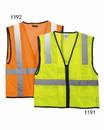 Kishigo 1191-1192 Economy Mesh 6-Pocket Vest