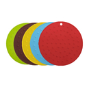 Aspire Silicone Pot Holder Trivet Mats Heat Resistant Coasters for Hot Dishes or Table Countertops Pots and Pans