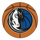 Fanmats 10216 NBA - Dallas Mavericks Basketball Mat 27