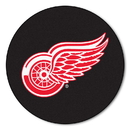 Fanmats 10271 NHL - Detroit Red Wings Puck Mat 27