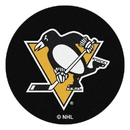 Fanmats 10273 NHL - Pittsburgh Penguins Puck Mat 27