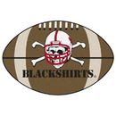Fanmats 10341 Nebraska Blackshirts Football Rug 20.5