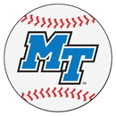 Fanmats 103 Middle Tennessee State Baseball Mat 27