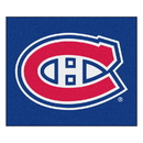 Fanmats 10404 NHL - Montreal Canadiens Tailgater Rug 59.5