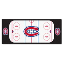 Fanmats 10409 NHL - Montreal Canadiens Rink Runner 30