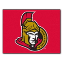 Fanmats 10423 NHL - Ottawa Senators All-Star Mat 33.75