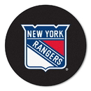 Fanmats 10472 NHL - New York Rangers Puck Mat 27