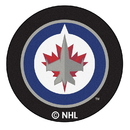 Fanmats 10517 NHL - Winnipeg Jets Puck Mat 27