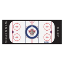 Fanmats 10521 NHL - Winnipeg Jets Rink Runner 30