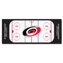 Fanmats 10532 NHL - Carolina Hurricanes Rink Runner 30