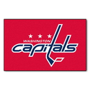 Fanmats 10560 NHL - Washington Capitals Ulti-Mat 59.5