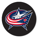 Fanmats 10572 NHL - Columbus Blue Jackets Puck Mat 27