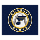Fanmats 10592 NHL - St. Louis Blues Tailgater Rug 59.5