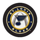 Fanmats 10594 NHL - St. Louis Blues Puck Mat 27