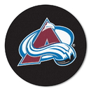 Fanmats 10616 NHL - Colorado Avalanche Puck Mat 27
