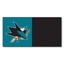 Fanmats 10678 NHL - San Jose Sharks 18