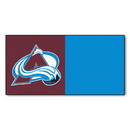 Fanmats 10683 NHL - Colorado Avalanche 18