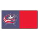 Fanmats 10687 NHL - Columbus Blue Jackets 18