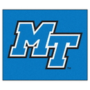 Fanmats 108 Middle Tennessee State Tailgater Rug 59.5