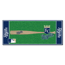Fanmats 11079 MLB - Kansas City Royals Baseball Runner 30